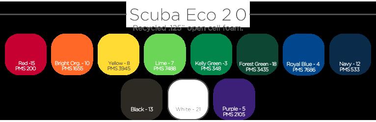 Wraptop Eco Laptop Sleeve Scuba Foam - Netbook Size