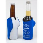 Beverage Babe�_ Bottle Neoprene Collapsible