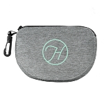 U-Bag Heathered Jersey Knit Neoprene Utility Bag