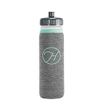 Heathered Jersey Knit Van Metro Sport Bottle-Push-Pull Cap