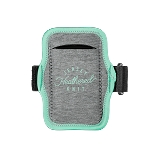 JogStrap Heathered Jersey Knit-Neoprene Smartphone/iPod Holder
