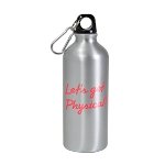 20oz Aluminum Sport Bottle with Carabiner