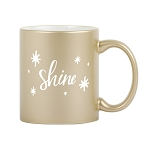 Creative Mug 11oz Metallic