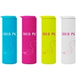 Stainless Steel Colored Tumbler