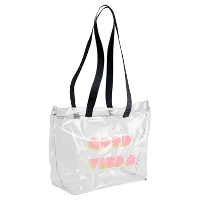 d79f01bf52c3 The Devil s Carnival Vinyl Record Tote Bag (Limited Edition). Clear Vinyl  Tote