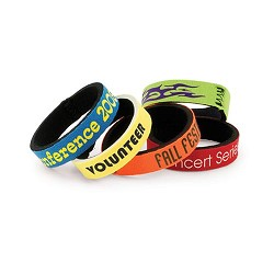 Neoprene Wrist Band - Adult