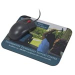 Mousepad 4CP Natural Rubber 9x7.25