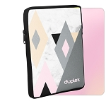 iPad Sleeve Neoprene 4CP Duplex