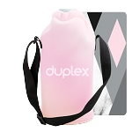 Neoprene Growler Cover with Drawstring 4CP Duplex