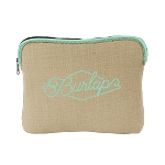 Kappotto for iPad Burlap Neoprene