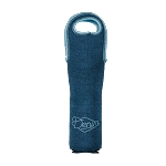 Wine Tote -Denim Neoprene Single