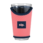 Stacia Deluxe Pint Glass Sleeve 4CP