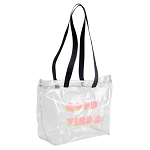 Clear Vinyl Tote