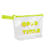 Clear Vinyl Bag with Hand Strap
