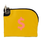 Curved Zipper Night Deposit Bag LN 10.5x9