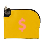 Curved Zipper Night Deposit Bag LN 12x10