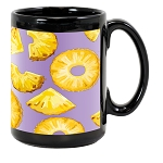 Sublimation Mug 15 oz. Black