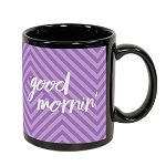 Sublimation Mug 11 oz. Black