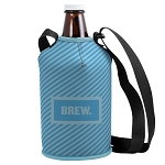 Neoprene Growler Cover 4CP with Strap
