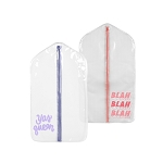 Sugar Britches Toddler Garment Bag Vinyl