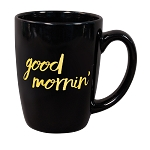 Challenger Ceramic Mug 11 oz. Black