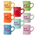 Diner Mug 10 oz. Colors