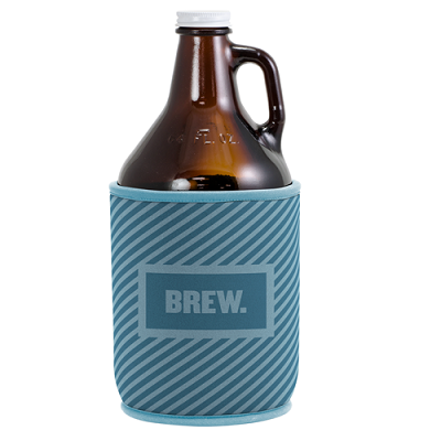 Neoprene Growler Cover 4CP