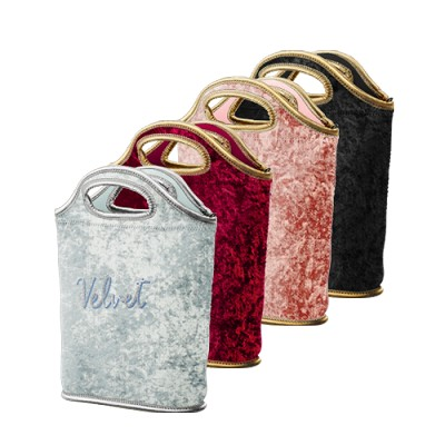 Venti Velvet Neoprene Lunch Bag