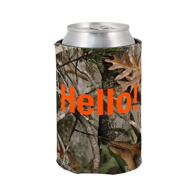 Trademarked Camo Pocket Coolie