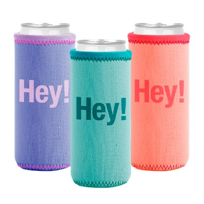 Liam Neoprene for Slim Cans