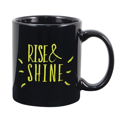 Creative Mug 11 oz. Black