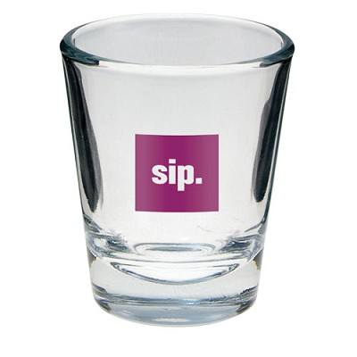 Shot Glass Clear 1.5oz