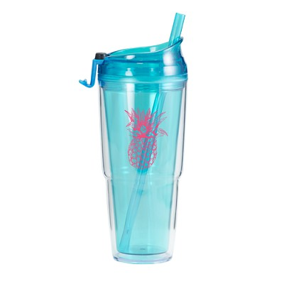 16 oz. Dual Double-Wall Acrylic Tumbler