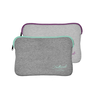 Kappotto for iPad Heathered Jersey Knit Neoprene